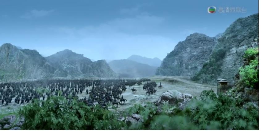 Đại quân Tư Mã Ý ảnh Internet - phim Tam Quốc 2010